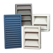 Aluminum Extruded Louvers Online