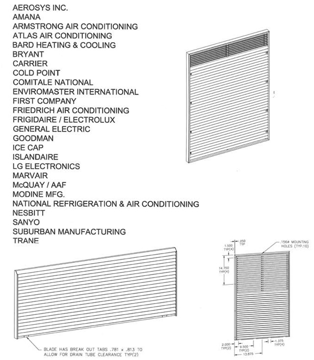 WebReps B2B Wholesale HVAC-R | Online OEM Replacement (PTAC