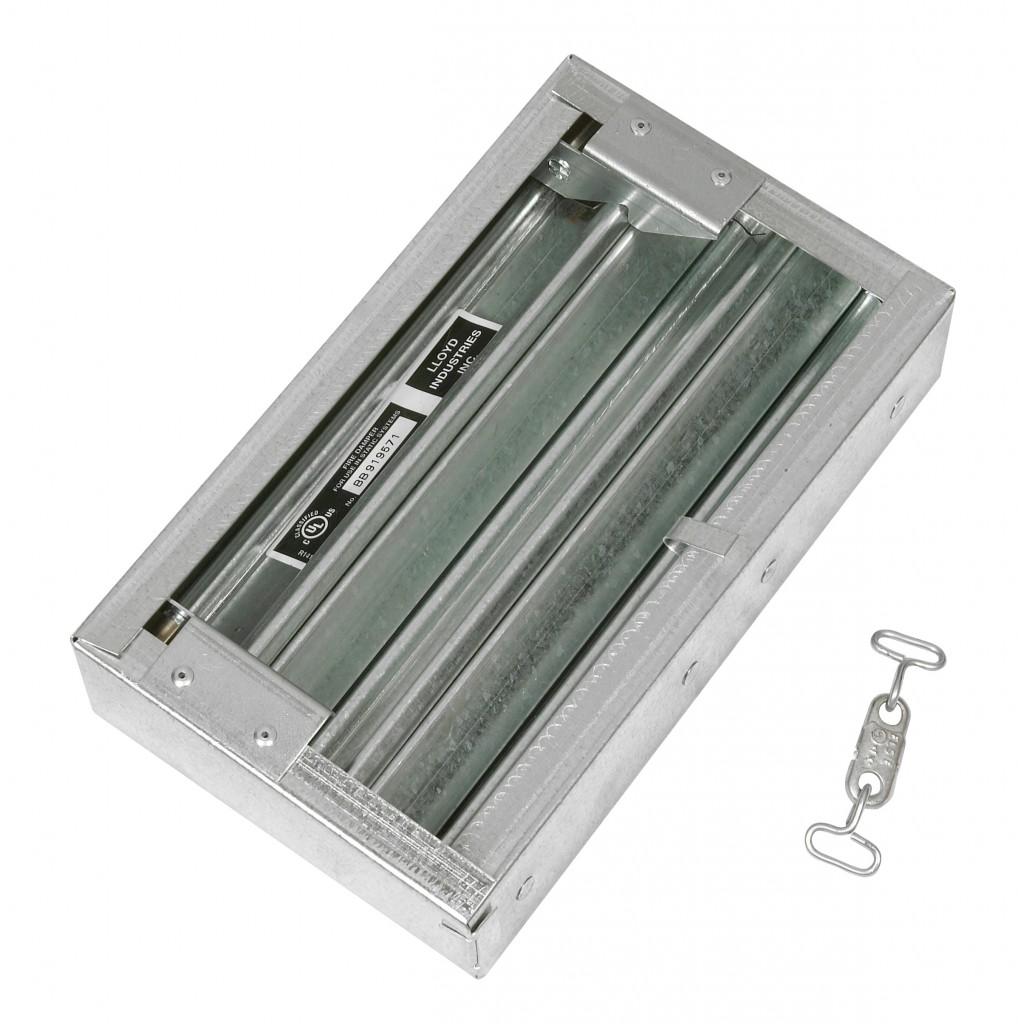 Webreps B2b Wholesale Hvac R Fire Damper 75d 36x8 H V