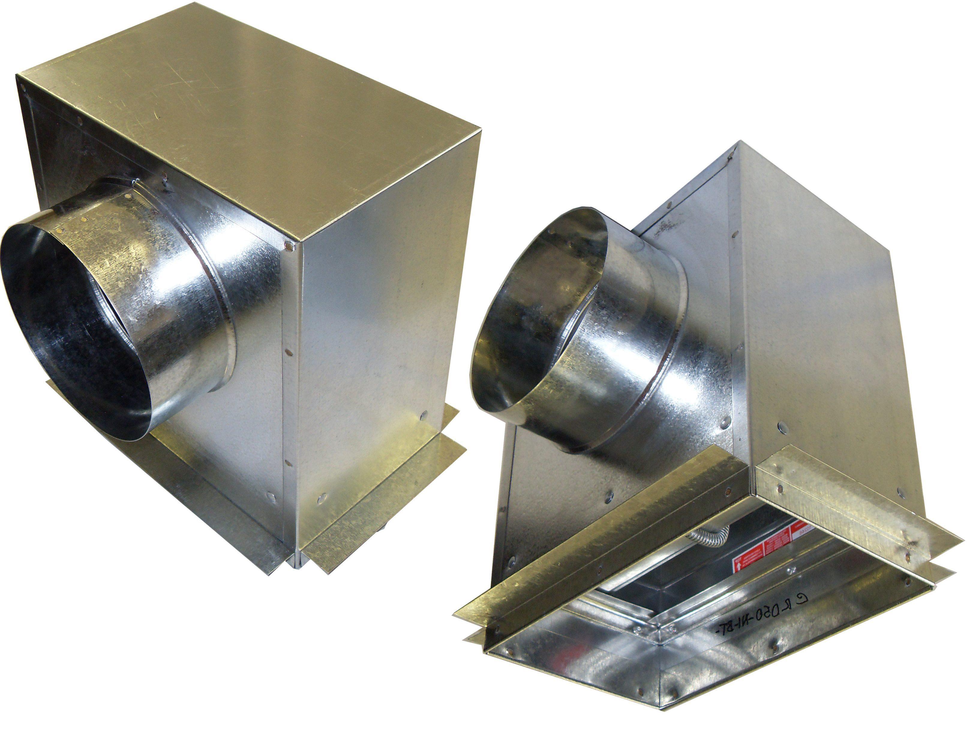 Webreps B2b Wholesale Hvac R Damper Box Crd50 Ea Ni Bt