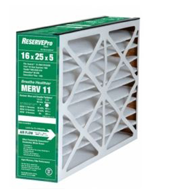 GeneralAire, 4541,6FM1625 MERV11 - 6FM1625 MERV 11 16 X 25 X 5 Media for MAC 1400 & 2400,4541