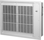 GA52F32 ,4765 - GA52F32 Return Grill Mount 2000 CFM Electronic Air Cleaner Wht 120V, 24 1/2 x 31 1/2 x 7 (duct 29 1/8 x 22)