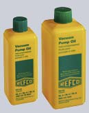 Refco DV-44,Vacuum pump oil, 1/2 pint,4495340