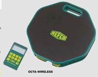 Refco OCTA-WIRELESS,Wireless charging scale,4686663