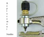 Refco 14210-01/10,Spare needle /10 pieces,4665550